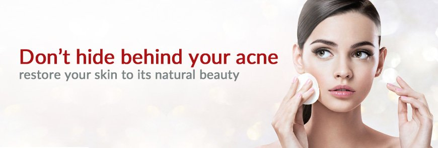 Acne & Blemish Treatments