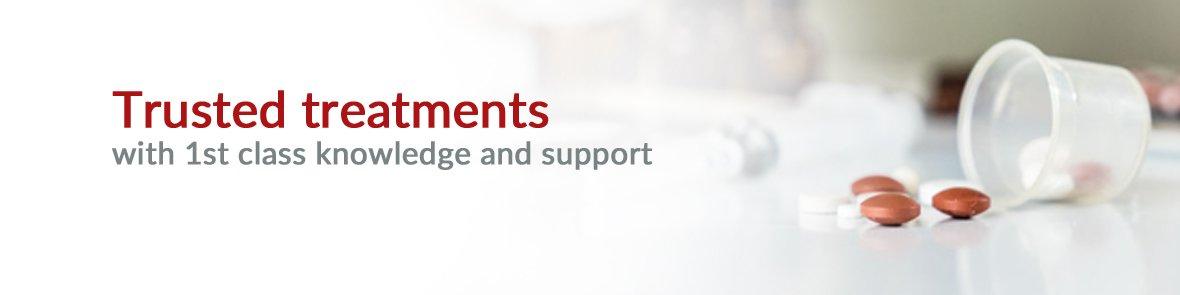 Pharmacy Treatments & Clinic