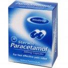 Paracetamol caps 500mg 32
