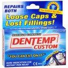 Dentemp custom repair lost fillings and loose caps