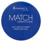 Rimmel Match Perfection Loose Powder - Transparent