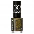 Rimmel 60 Seconds Super Shine Nail Polish 832 On Fleek