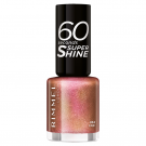 Rimmel 60 Seconds Super Shine Nail Polish 834 Fab