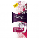 Always incontinence range Discreet  liners plus 20