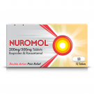 Nuromol tablets 12 pack