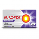 NUROFEN MIGRAINE PAIN tablets 12