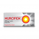 NUROFEN CAPS 200MG 16