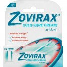 Zovirax Cold Sore Relief Treatment Cream Pump 5% - 2g Pump