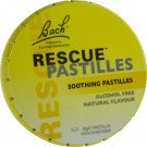 Rescue remedy pastilles orange & elderflower 50g