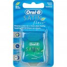 Oral-b dental floss Satinfloss mint flavoured 25m