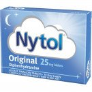 Nytol caplets 25mg 20 pack
