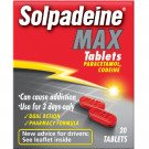 SOLPADEINE MAX TABS 20