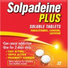 Solpadeine plus Soluble 32 pack
