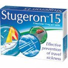 Stugeron tablets travel pack 15mg 15 pack