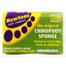 Newtons foot therapy Chiropody Sponge 1 pack