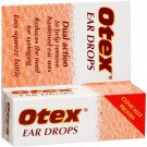 Otex ear drops 5% w/w 8ml