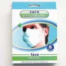 Fortuna Accessories face masks 6 pack