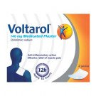 Voltarol medicated plasters 140mg 2 pack