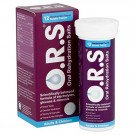 O.r.s. oral rehydration salt tablets blackcurrant 12 pack