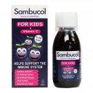 Sambucol black elderberry extract liquid kids flavour free 120ml