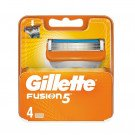 Gillette blades Fusion Manual 4 pack