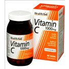 Healthaid vitamin C supplements vit C chewable  tablets 1000mg 60 pack