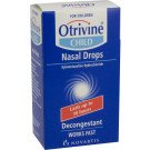 Otrivine child nasal drops 0.05% 10ml