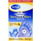 Scholl Footcare wart & verruca freeze treatment 80ml