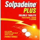 Solpadeine plus Soluble 16 pack