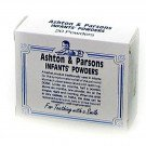 Ashton & parsons infants powders 0.002ml 20 pack
