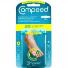 Compeed Hydrocolloid patches advanced corn relief 6 pack