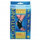 Fortuna Disabled Aids supports neoprene supports ankle support ankle support large