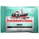 FISHERMAN'S FRIEND lozenges mint s/f  25g