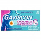 Gaviscon double action tables 24s