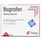 Ibuprofen tablets 200mg 48