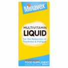 Seven seas multivitamins minavex syrup 200ml