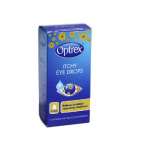 Optrex eye care eye drops itchy eyes 10ml