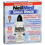 Neilmed adult nasal irrigation sinus rinse complete kit 269g