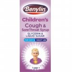 BENYLIN CHILDREN'S DRY COUGH AND SORE THROAT 125ML