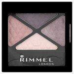 RIMMEL eyeshadow glam'eyes quad