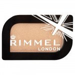 Rimmel eye make-up eyeshadow mono london magnif eyes gold record