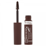 Rimmel Brow this way styling gel 003 dark brown-a