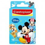 Elastoplast plasters mickey mouse 16 pack
