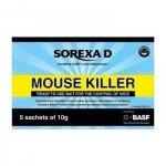 SOREXA PEST CONTROL - MOUSE KILLER II