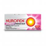 NUROFEN EX period pain caps 16