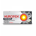 Nurofen joint & back capsules 200mg 16 pack