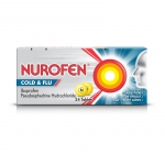 Nurofen cold & flu tablets 24 pack