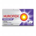 NUROFEN MIGRAINE PAIN TABS 12