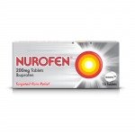 NUROFEN tablets 200MG 16