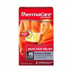 Thermacare heat wrap lower back & hip 2 pack